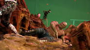 Drax the Destroyer (AIW BTS)