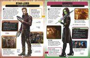 MSCE Star-Lord and Gamora