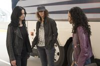 Sonia confronted by Jessica and her mom