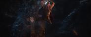 Thor Ready To Kill Surtur (Muspelheim)