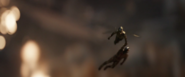 Wasp carrying Ant-Man 1