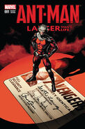 Ant-Man Larger than Life 1