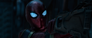Spider-Man (Iron Spider) Q-Ship Pilot
