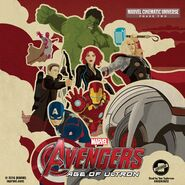 Avengers Age of Ultron Audiobook