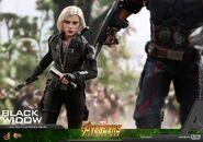 Black Widow Infinity War Hot Toys 8