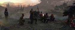 Drax & Winter Soldier