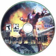 IronMan PC US disc