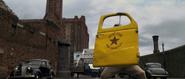 Lucky Star Cab Company - Door Shield