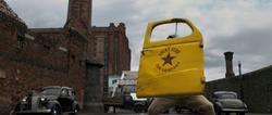 Lucky Star Cab Company - Door Shield