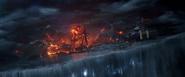 Surtur Destroys Asgard