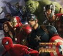 The Road to Avengers: Infinity War - The Art of the Marvel Cinematic Universe Vol. 2