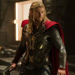Thor llega a las mazmorras.