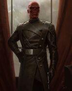 Captain America The First Avenger 2011 concept art 9