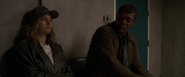 Carol Danvers & Agent Fury