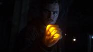 Glowing Fist