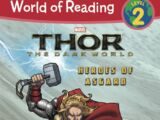Thor: The Dark World: Heroes of Asgard