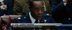 Lt. Col. James Rhodes (Senate Hearing - IM2)