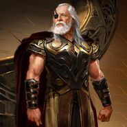 Odin Thor Concept