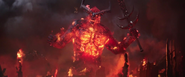Surtur interrupted