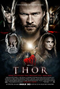 Thor Official Poster 2