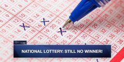WHiH Lottery no winner