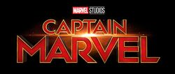 2018 Updated Captain Marvel Logo