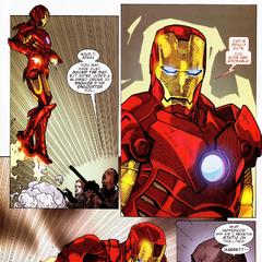 Stark termina de vencer a los terroristas.