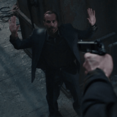 Actor desconocido como Guardaespaldas de Killian #3