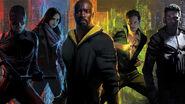Marvel Netflix Heroes