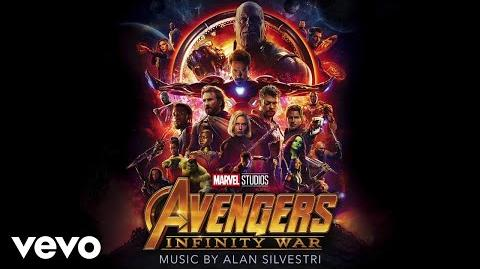 """Alan Silvestri - The Avengers (From """"Avengers Infinity War"""" Audio Only)"""