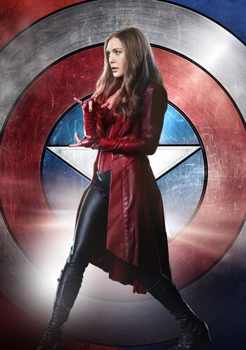 Scarlet Witch Marvel Cinematic Universe Wiki FANDOM powered by