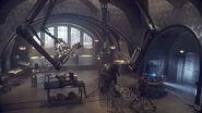 Captain America behind the scenes 9