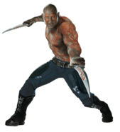 Drax Vol. 2 Render
