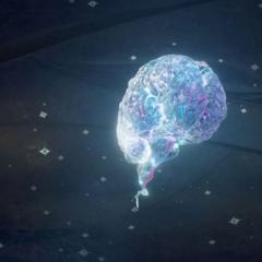 El cerebro de Ego hace su aparición en el universo.