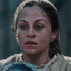 Sahar Bibiyan como una Madre de Gulmira