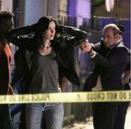 Jessica Malcolm arrested
