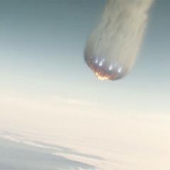 Novi Grad inicia su descenso para destruir la Tierra.