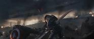 Cap vs 2014 Thanos