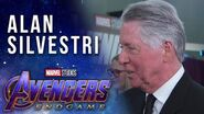Composer Alan Silvestri on the Final Avengers Score LIVE at the Avengers Endgame Premiere