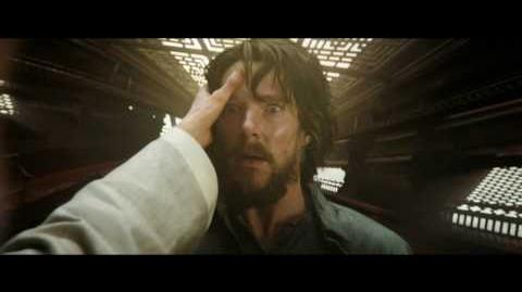 Doctor Strange de Marvel Spot 'Del revés'