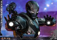 Endgame War Machine Hot Toys 18