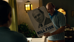 Vote por Bill Fisk