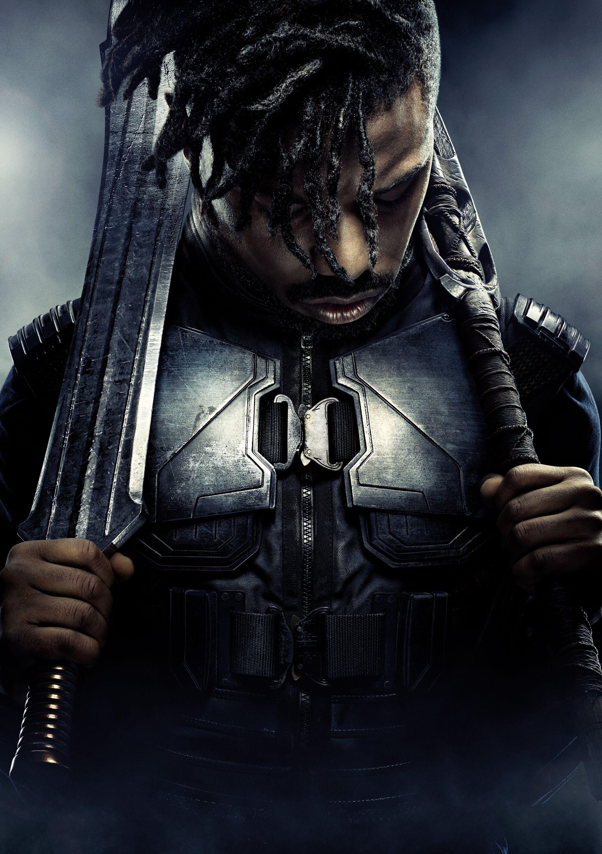 Erik Killmonger   Marvel Cinematic Universe Wiki   FANDOM
