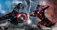 Captain America Civil War Concept Art 1