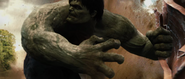 Hulk protects Betty