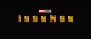 Iron Man (Marvel Studios Logo)