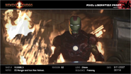 Iron Man Armor (Mark III) Deleted Scene