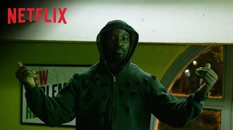 Marvel - Luke Cage - SDCC - Avance - Netflix HD