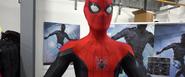 Spider-Man Suit BTS