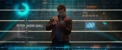 Star-Lord's rap sheet